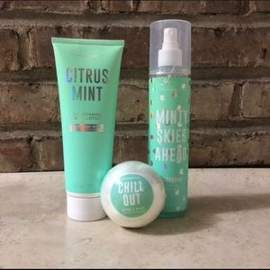 Simplepleasures Citrus Mint Bundle
